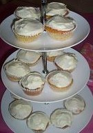 orange cupcake recipes