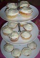 orange cupcake recipes