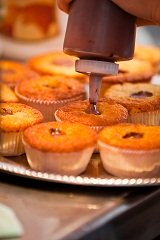 cupcake filling