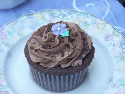 Lucky Me! Cupcakes!